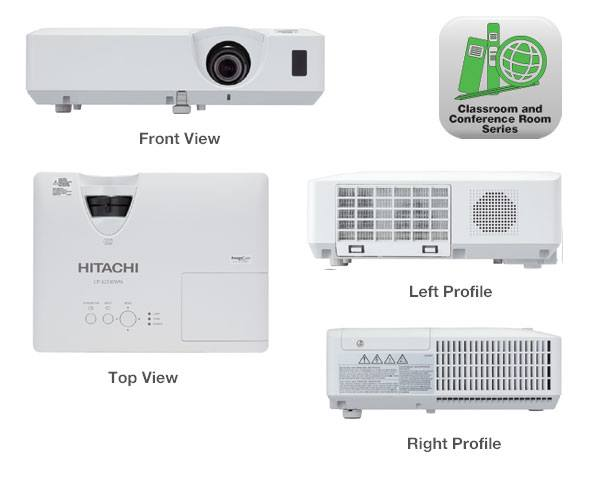 بروجيكتور هيتاشى Projector Hitachi CP-X3030