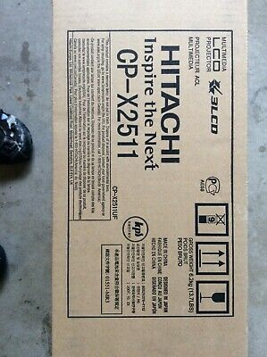 Projector Hitachi CP-X2511